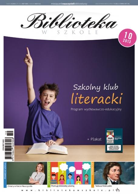 Biblioteka W Szkole Czasopisma Dla Nauczycieli